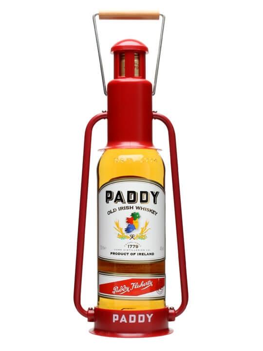 Paddy Irish Whiskey / Lantern Carrier Blended Irish Whiskey