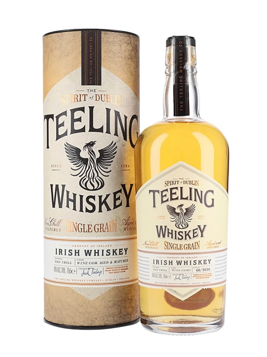 Teeling Irish Single Grain Whiskey Irish Single Grain Whiskey