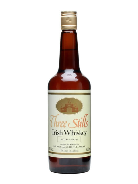 Three Stills Irish Whiskey / Bot.1980s