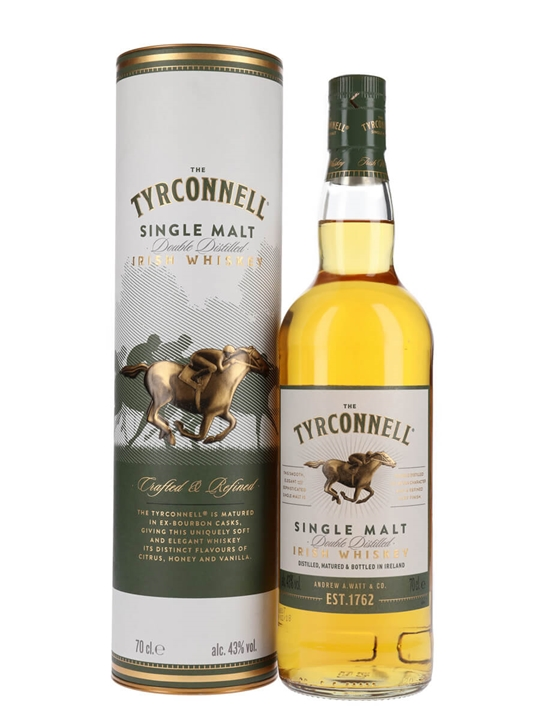 Tyrconnell Irish Single Malt Whiskey