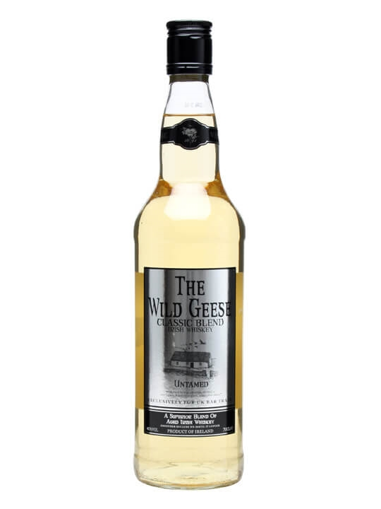 Wild Geese Irish Whiskey Classic Blend Blended Irish Whiskey