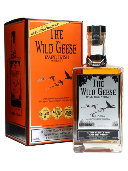 Wild Geese Rare Irish Whiskey Blended Irish Whiskey