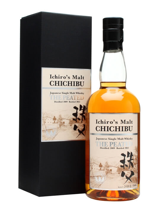 Chichibu 3 Year Old / The Peated Japanese Single Malt Whisky