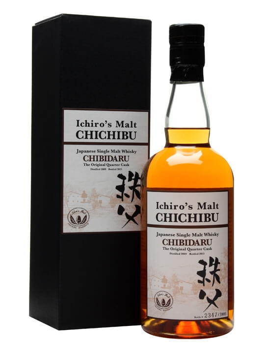 Chichibu Chibidaru 2009 Japanese Single Malt Whisky