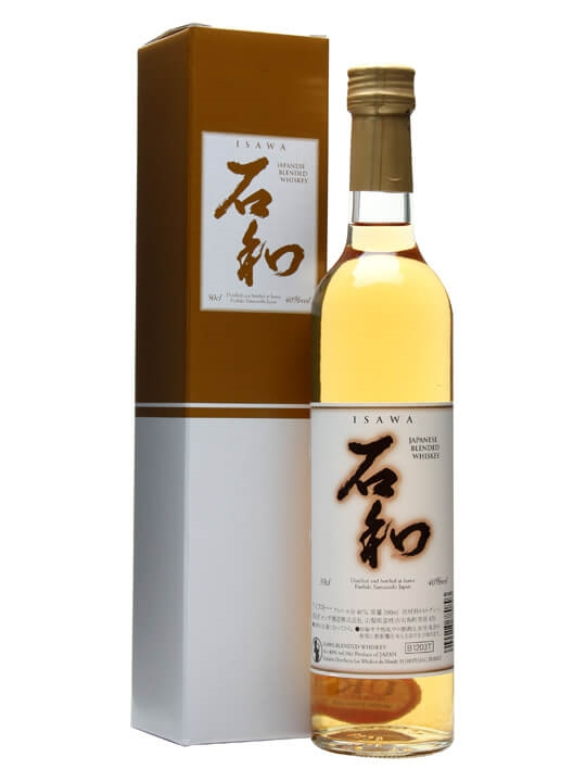 Isawa Blended Whiskey Blended Japanese Whisky