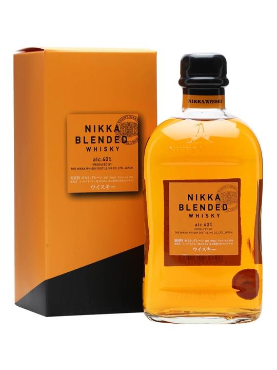 Nikka Blended Whisky Blended Japanese Whisky