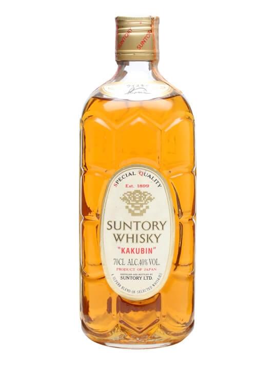 Suntory Kakubin Whisky / Bot.1980s Japanese Blended Whisky