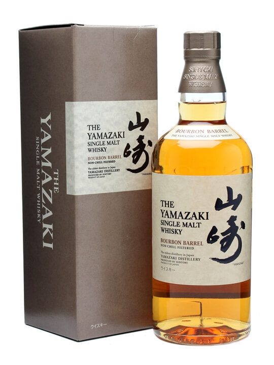 Suntory Yamazaki Bourbon Barrel Japanese Single Malt Whisky
