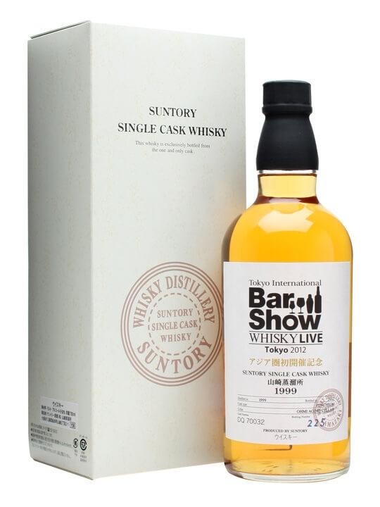 Yamazaki 1999 / 12 Year Old / Tibs Cask Dq70032 Japanese Whisky