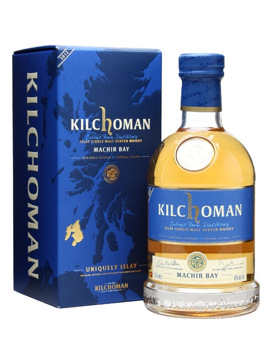 Kilchoman Machir Bay 2012 Islay Single Malt Scotch Whisky