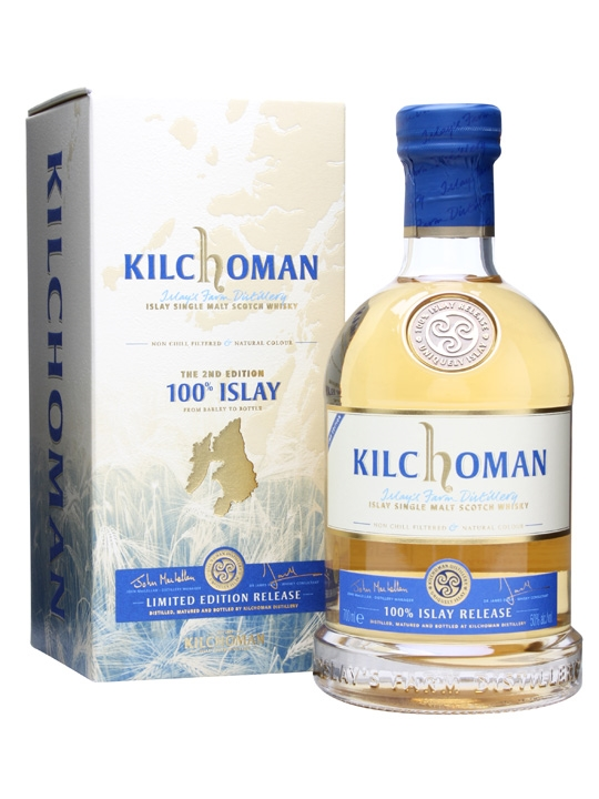 Kilchoman 100% Islay / 2nd Edition Islay Single Malt Scotch Whisky