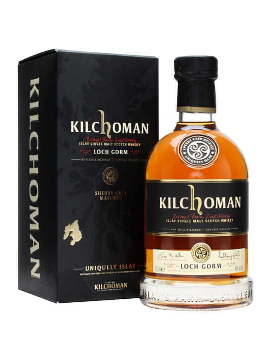 Kilchoman Loch Gorm / Sherry Cask / Bot.2013 Islay Whisky