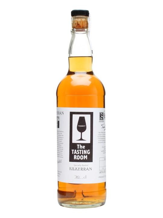 Kilkerran 2004 / Bot.2007 / The Tasting Room Campbeltown Whisky