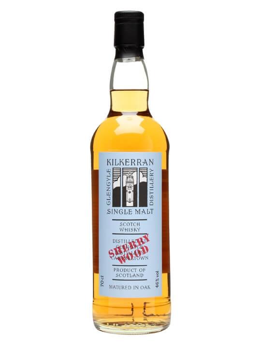 Kilkerran Work In Progress 5 / Sherry Campbeltown Whisky