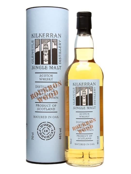 Kilkerran Work In Progress 5 / Bourbon Campbeltown Whisky