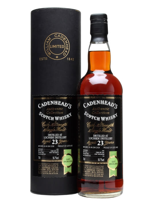 Lochside 1981 / 23 Year Old / Port Cask Highland Whisky