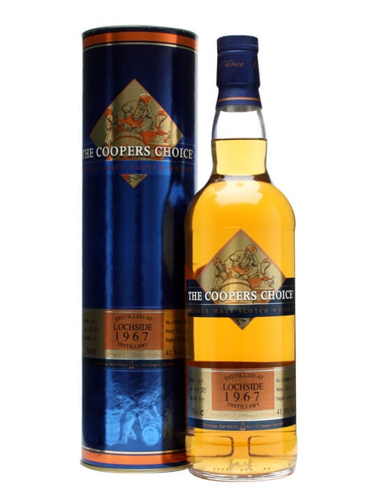 Lochside 1967 / 44 Year Old / Cooper's Choice Highland Whisky