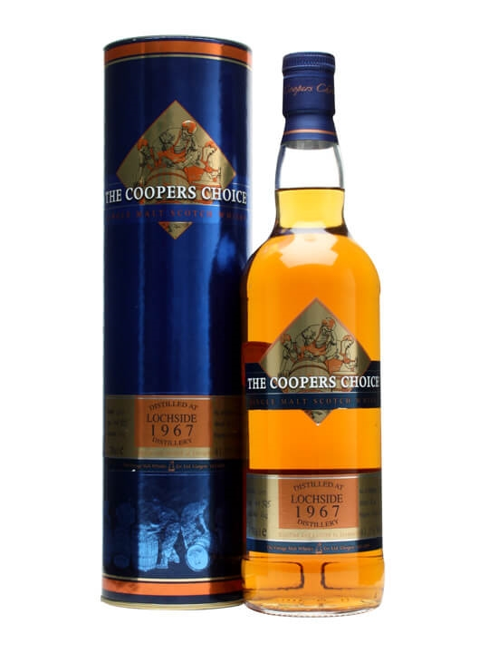 Lochside 1967 / 44 Year Old / Cask #802 Highland Whisky