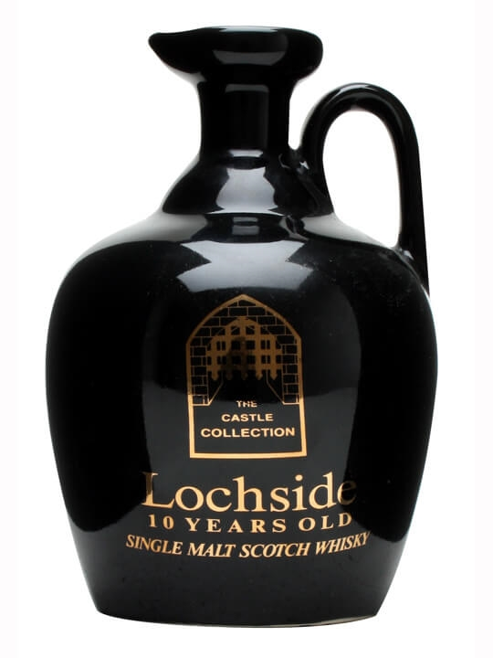Lochside 10 Year Old / Bot.1980s Highland Single Malt Scotch Whisky
