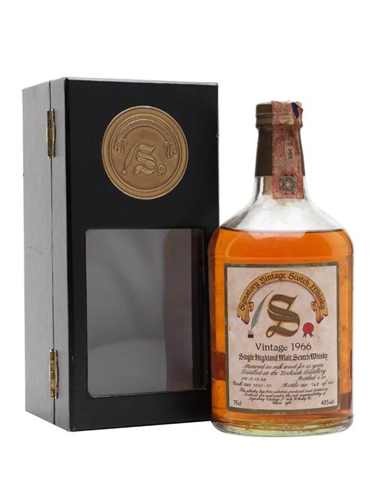 Lochside 1966 / 22 Year Old / Cask #7253-55 Highland Whisky