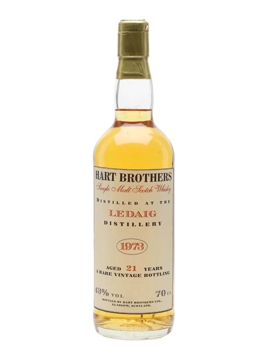 Ledaig 1973 / 21 Year Old Island Single Malt Scotch Whisky