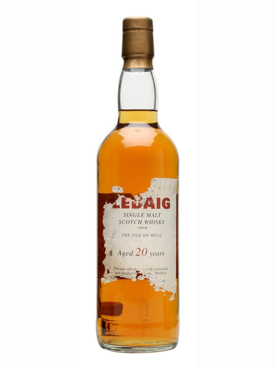 Ledaig 20 Year Old Island Single Malt Scotch Whisky