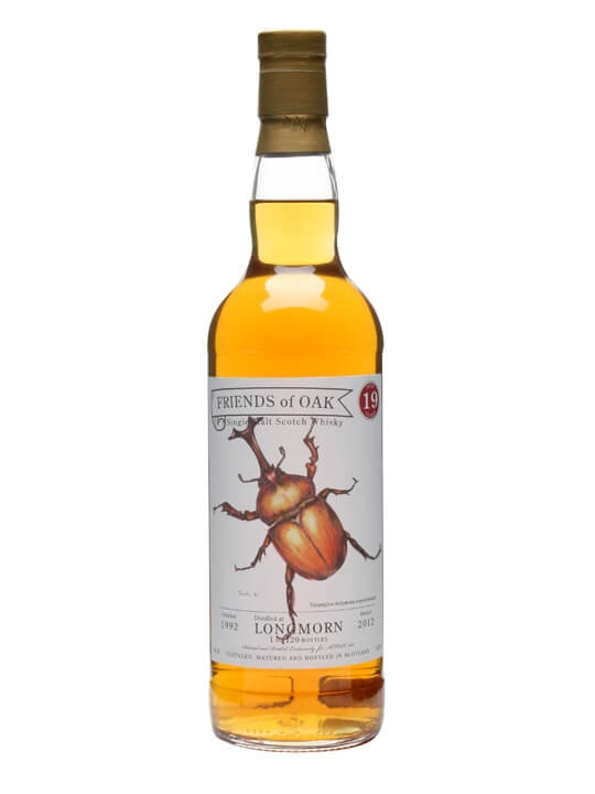 Longmorn 1992 / 19 Year Old / Acorn Friends Of Oak Speyside Whisky