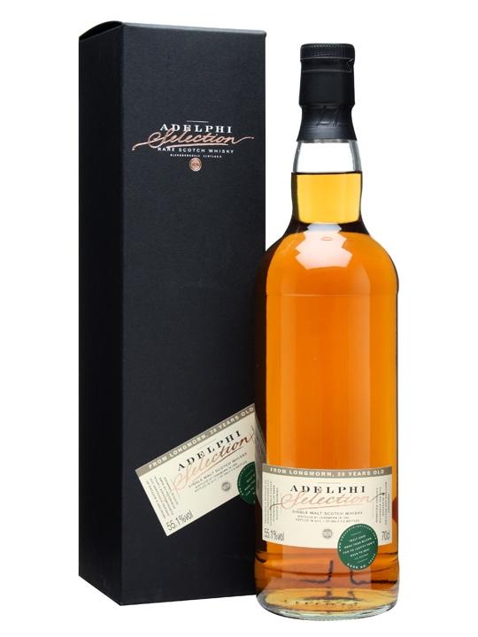 Longmorn 1992 / 20 Year Old / Cask #48432 / Adelphi Speyside Whisky