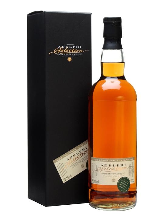 Longmorn 1992 / 21 Year Old / Cask #48436 / Adelphi Speyside Whisky