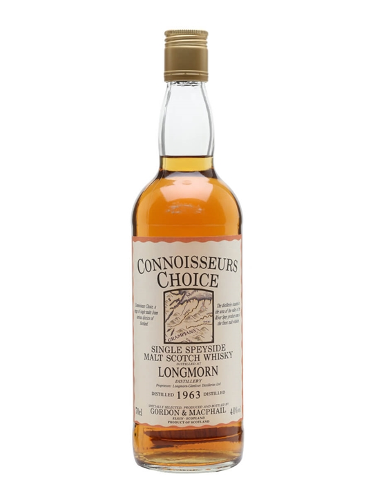 Longmorn 1963 / Bot.1994 / Connoisseurs Choice Speyside Whisky