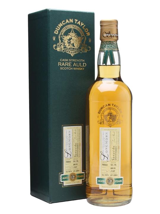 Longmorn 1973 / 30 Year Old / Duncan Taylor Speyside Whisky