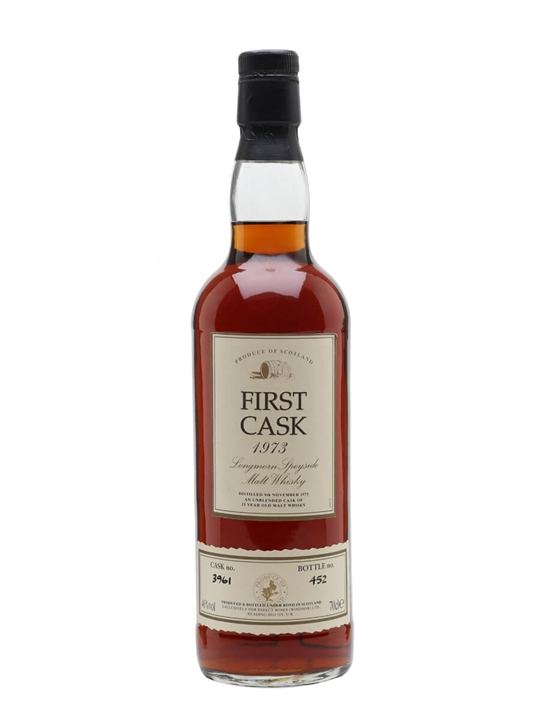 Longmorn 1973 / 21 Year Old / Sherry Cask Speyside Whisky