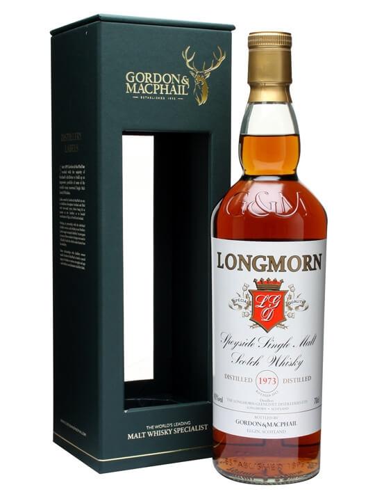 Longmorn 1973 / Sherry Cask / Gordon & Macphail Speyside Whisky