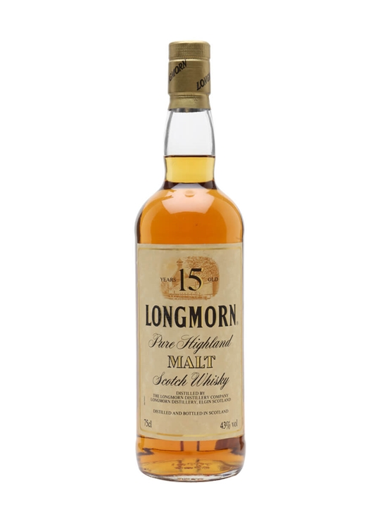 Longmorn 15 Year Old / Bot.1980s Speyside Single Malt Scotch Whisky