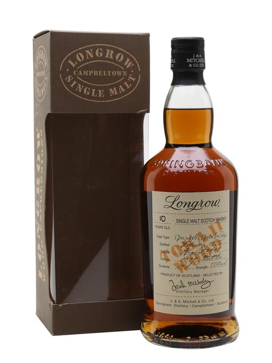 Longrow 1995 / 10 Year Old / Tokaji Finish Campbeltown Whisky