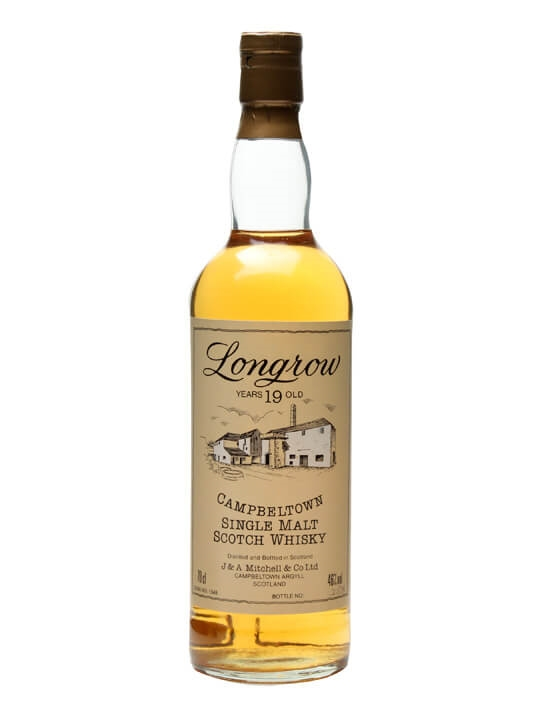 Longrow 19 Year Old / Cask #1548 Campbeltown Single Malt Scotch Whisky