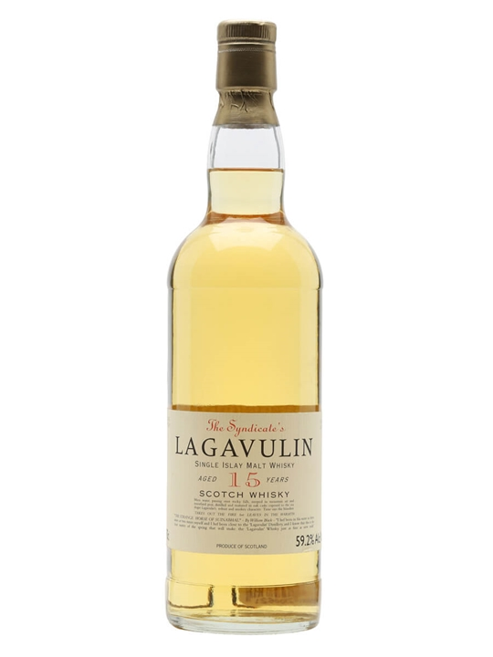 Lagavulin 15 Year Old / The Syndicate's Islay Whisky