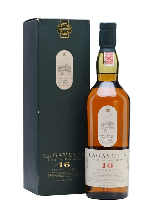 Lagavulin 16 Year Old / White Horse / Low Level Islay Whisky