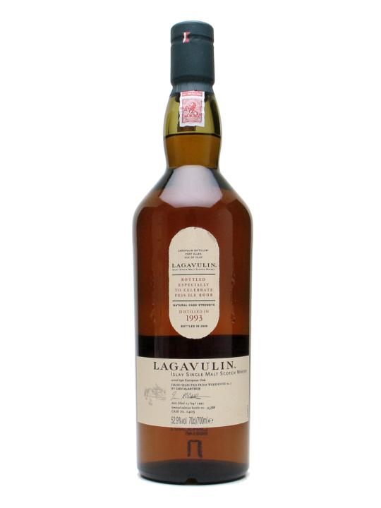 Lagavulin 1993 Islay Festival 2008 Islay Single Malt Scotch Whisky