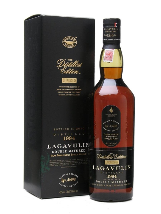 Lagavulin 1994 Distillers Edition Islay Single Malt Scotch Whisky