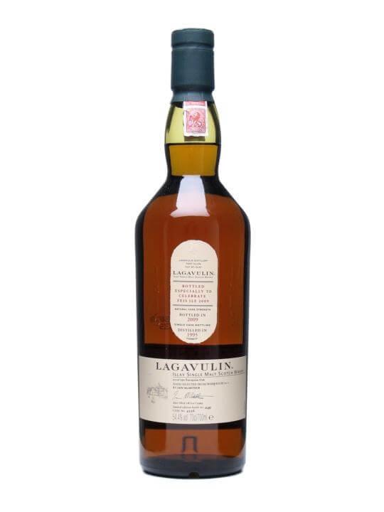 Lagavulin 1995 / Feis Ile 2009 Islay Single Malt Scotch Whisky