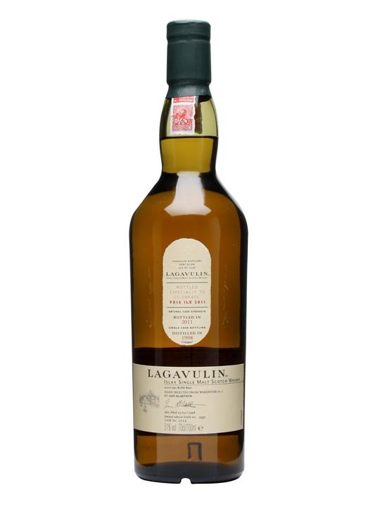 Lagavulin 1998 / Feis Ile 2011 Islay Single Malt Scotch Whisky