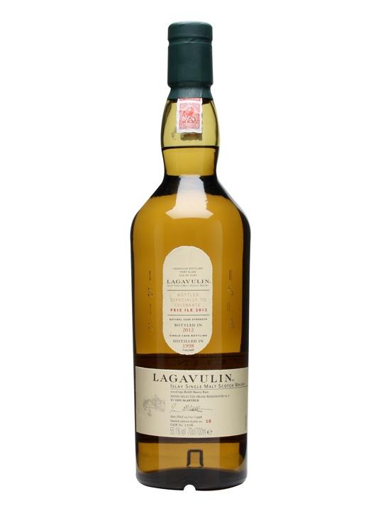 Lagavulin 1998 / Feis Ile 2012 Islay Single Malt Scotch Whisky