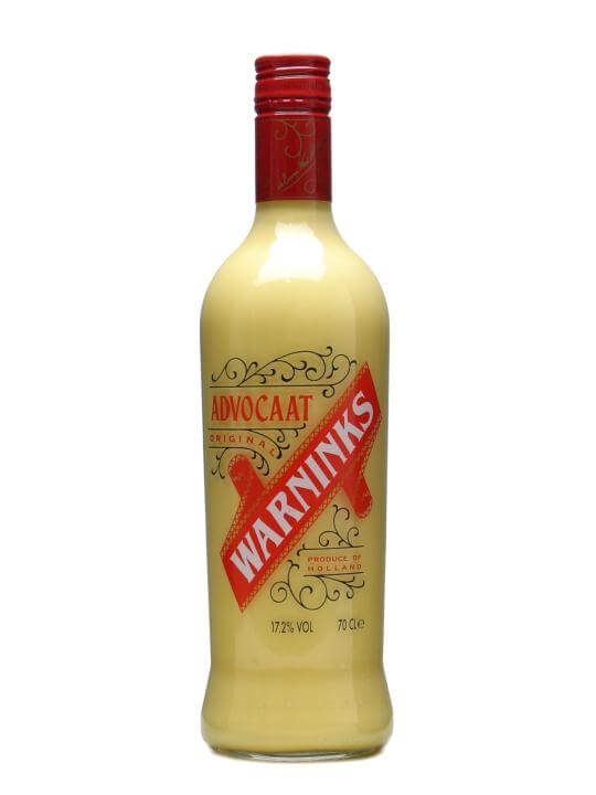 Advocaat Liqueur / Warninks