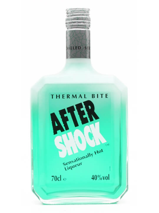 Aftershock Liqueur / Thermal Bite Green