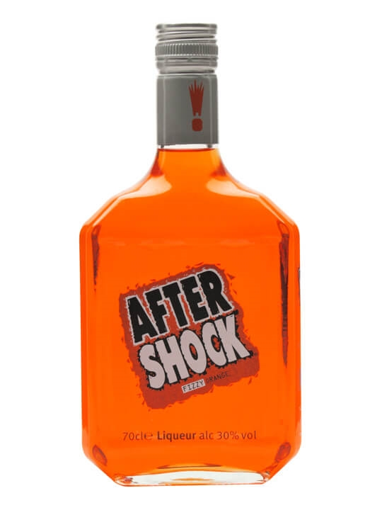 Aftershock Liqueur / Fizzy Orange