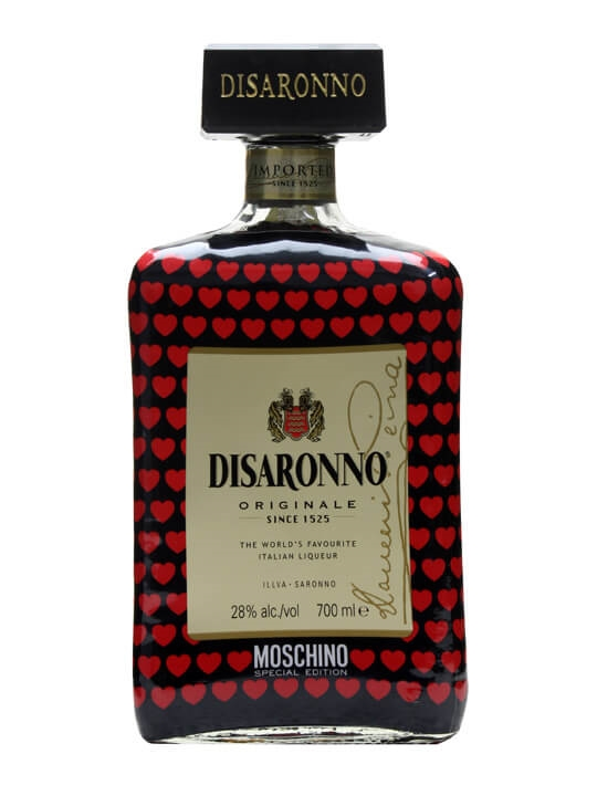Amaretto Disaronno / Moschino Edition