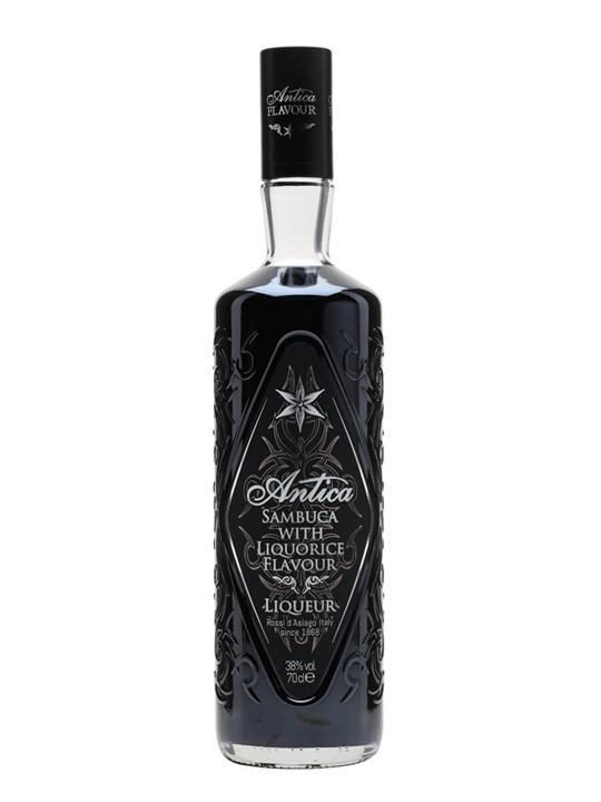 Antica Sambuca with Liquorice Liqueur