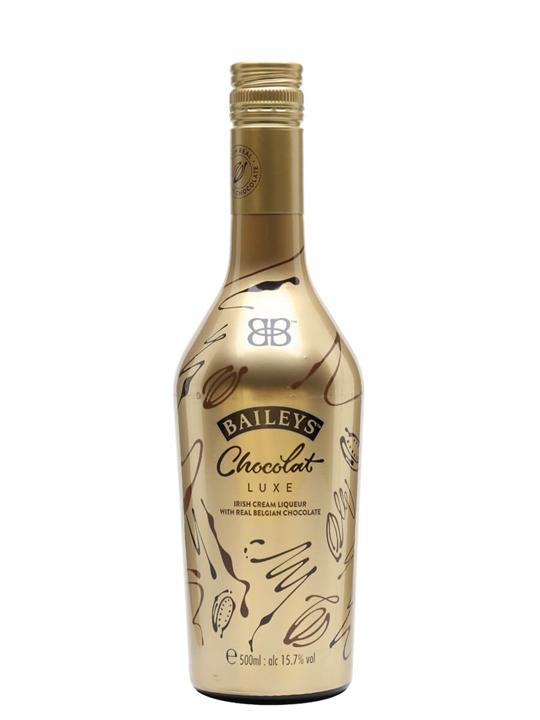 Baileys Chocolat Luxe Liqueur / Half Litre