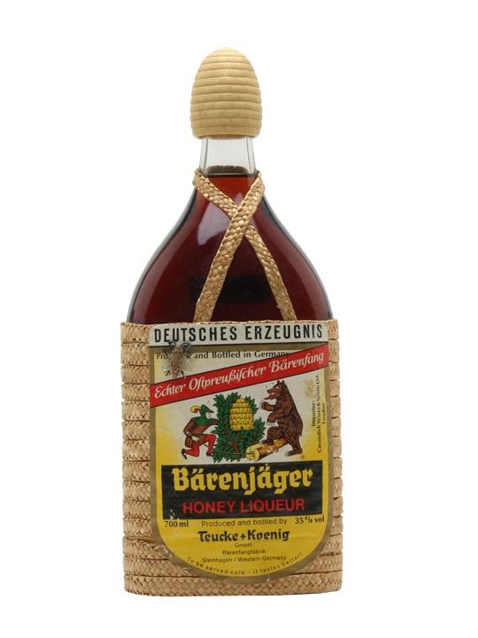 Barenjager Liqueur / Bot.1990s